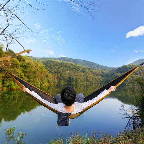 new portable hammocks hiking cing outdoor travel