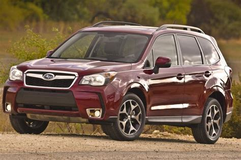 older subaru forester 2014 nissan rogue vs forester autos post