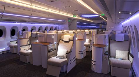 a350 cabin airbus a350 msn2 photos cabin interior seats