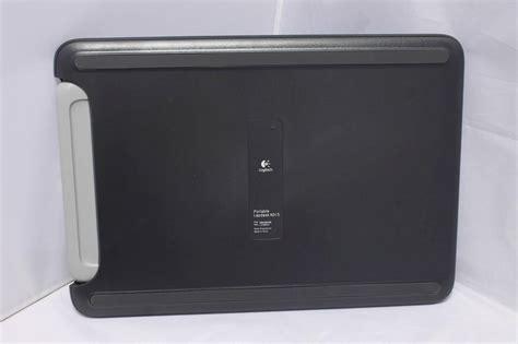 Logitech Laptop Desk Logitech N315 Portable Lapdesk With Retractable Mouse Pad Black 939 000395