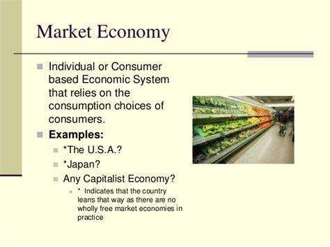 exle of traditional economy the four types of economic systems