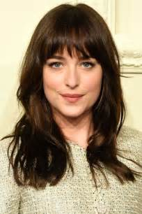 choppy hairstyles with a fringe 25 best ideas about full fringe hairstyles on pinterest