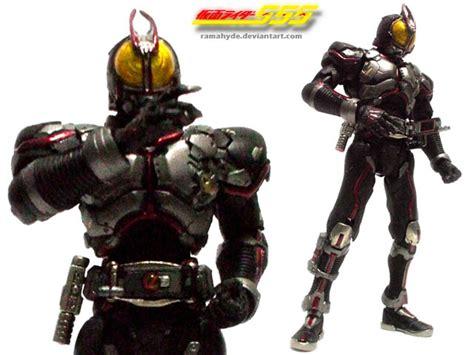 Sic Kamen Rider Faiz Mib kamen rider faiz sic by ramahyde on deviantart