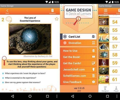 game design lenses pdf the art of game design a card deck for game designers