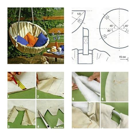 how to make a hammock swing chair how to make hammock chair step by step diy tutorial