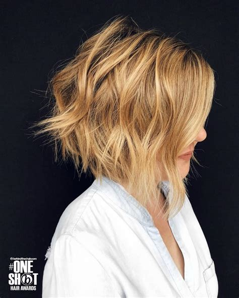 chic choppy bob haircuts