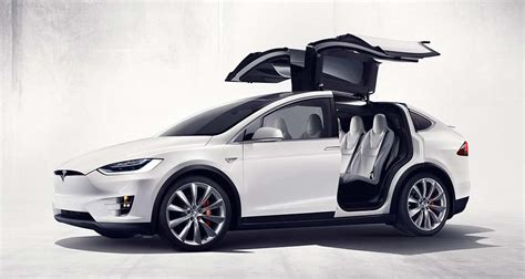 Tesla Model X Suv Tesla Model X To Start At 80 000 Thedetroitbureau