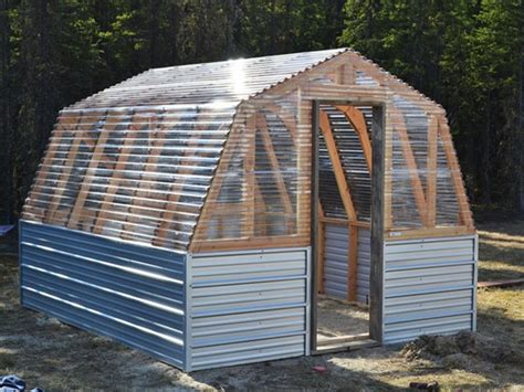 Green Housing Plans by 13 Frugal Diy Greenhouse Plans Remodeling Expense