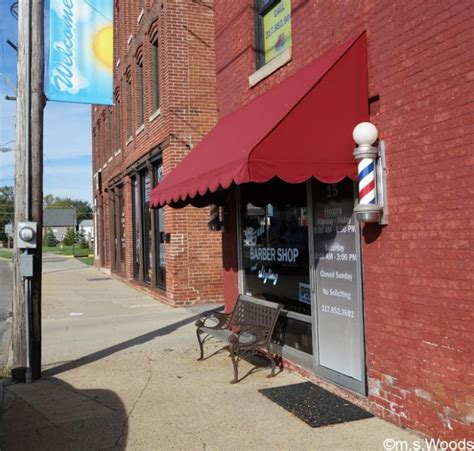 barber downtown indianapolis information about brownsburg indiana