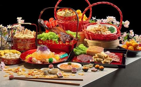 merchant court new year buffet cny 2017 new year buffet with peranakan flavours