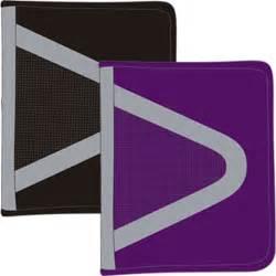 wholesale 1 5 quot 3 ring zipper binder assorted colors sku