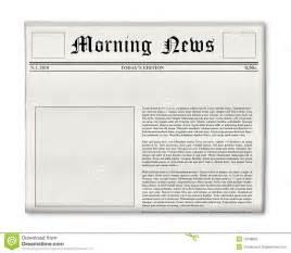 Newspaper Headline Template by Best Photos Of Blank Newspaper Headline Blank Newspaper