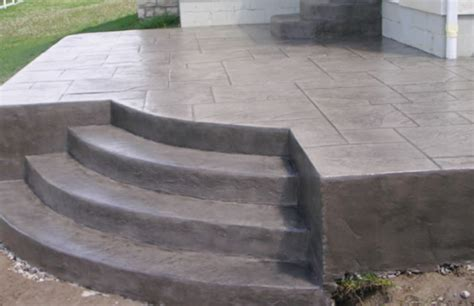 Sted Concrete Backyard Ideas by Concrete Sted Patio 28 Images Sted Concrete Contractor