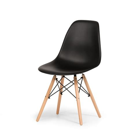 Dining Chair Eames by Eames Replica Dining Chair Black Target Furniture