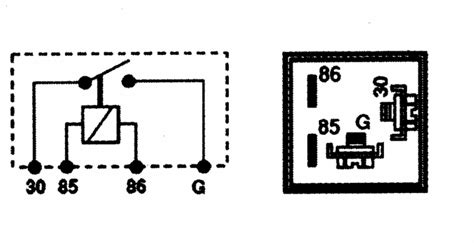 lucas 33ra srb601 24v relay