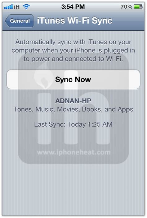 Funambol Lets You Wirelessly Sync Back Up The Contacts On Your Iphone by Iphone Wireless Sync Itunes Running