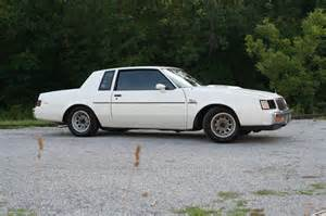 Types Of Buicks Buick Regal T Type White