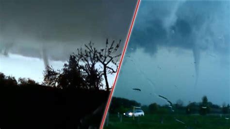 Was Ist Ein Wd Im Bad by Wetter Zeigen Entstehung Des Tornados Bei
