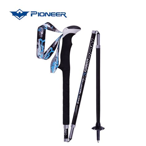 and sticj pioneer hiking pole trekking sticks climbing walking