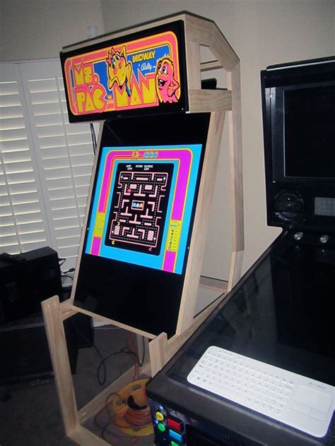 Mame Cabinet Side by Gil S No Name Mame Cabinet