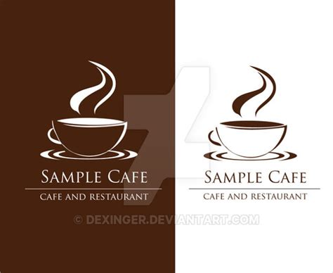 design logo cafe 26 drink logos free psd ai vector eps format download