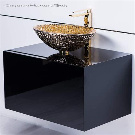 italian bathroom fixtures luxury designer italian bathroom fixture black and gold