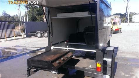 trailer awnings for sale 2014 mcneill enclosed trailer with roof top tent with