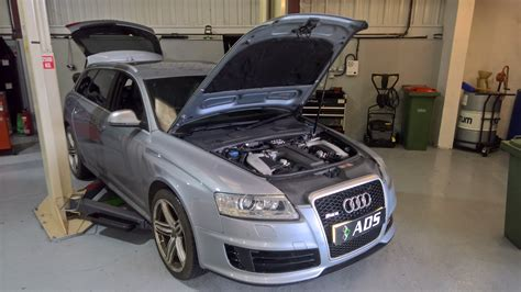 Audi Rs6 Motor by Audi Rs6 C6 Engine Removal Ads Automotive