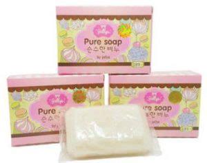 Sabun Jelly Soap 22 sabun pemutih wajah yang aman dan murah serta paling