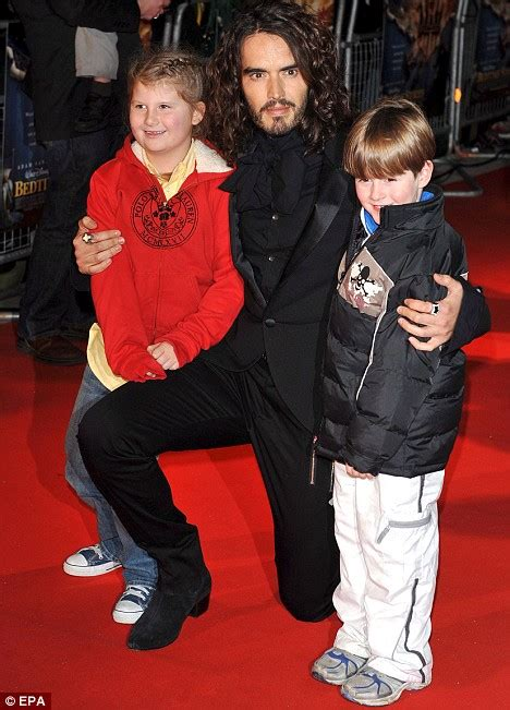 who would want their children to be pictured with russell