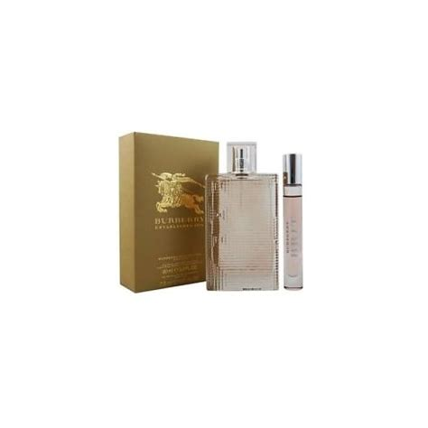 Burberry Brit Rhythm For Him For Edt 5ml Miniatur burberry burberry brit rhythm for gift set 90ml edt 7 5ml edt roll on burberry from