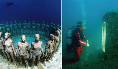 imagenes extrañas del mar 15 fotos misteriosas del fondo del mar que te revelar 225 n