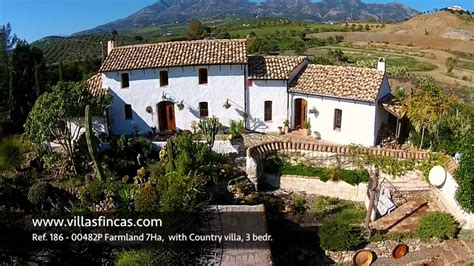 farm for sale in spain country house farm for sale in casarabonela andalusia