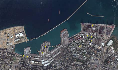 2 1 1 lebanon port of beirut logistics capacity assessment digital logistics capacity