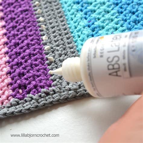 how to make a crochet rug 3 ways to make crocheted rugs non slip lillabj 246 rn s crochet world