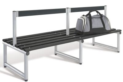 cl bench double sided bench with low rail cl 1000mm online