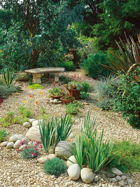 Ideas For Gravel Gardens Gardening Ideas And Inspiration From Hgtvgardens Outdoor Garden Ideas