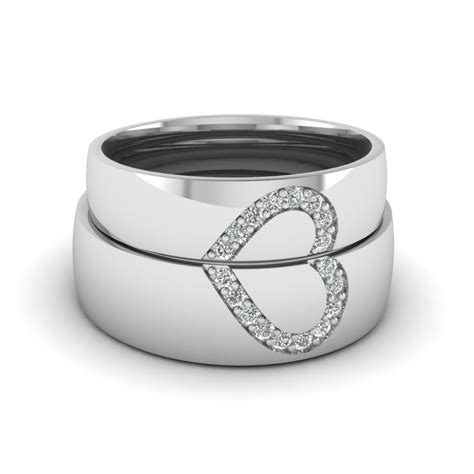 Wedding Hers by Gallery His Hers Wedding Bands Sets Matvuk