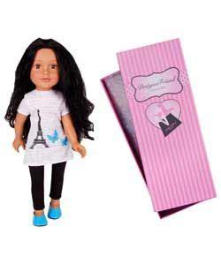 design a friend doll violet chad valley design a friend paris doll designer friend
