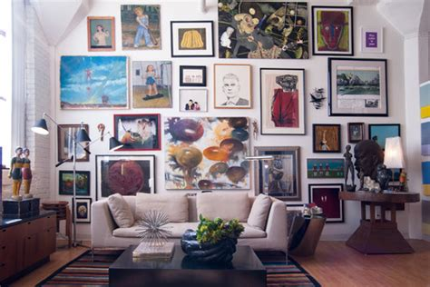 sitting room eclectic living room other metro by d salon walls offer a distinctive presentation blackle mag