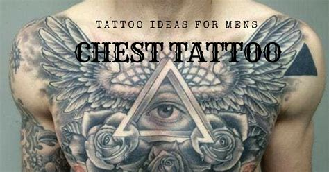 chest tattoo ideas for men awesome chest ideas for style designs