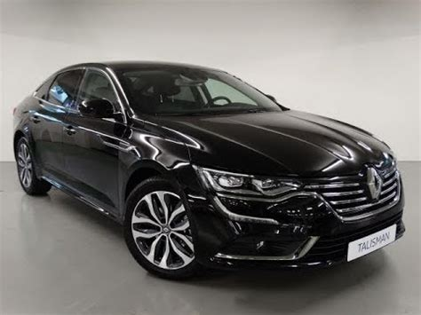 renault talisman black review renault talisman 2017 hd تجربة رينو تاليسمان