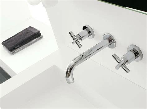 rubinetti a muro per bagno da da rubinetto per lavabo a muro by zazzeri