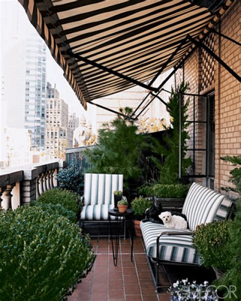 The Patio Nyc by Decor New York Terrace The Collected Room By