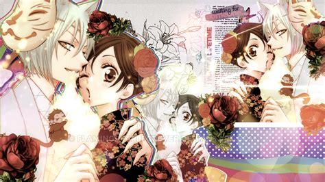 wallpaper anime kamisama hajimemashita kamisama hajimemashita wallpaper by flamingpearlforever on