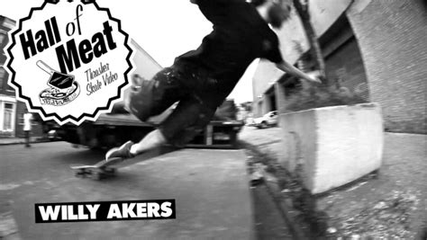 Hoodie 5bny Back thrasher magazine of willy akers