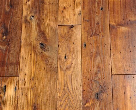Reclaimed Wood Tile Flooring by Authentic Oak Floors From Classic Salvaged And