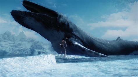 Skyrim Mods PC - Sea Monsters - YouTube Giant Sea Monster Skyrim