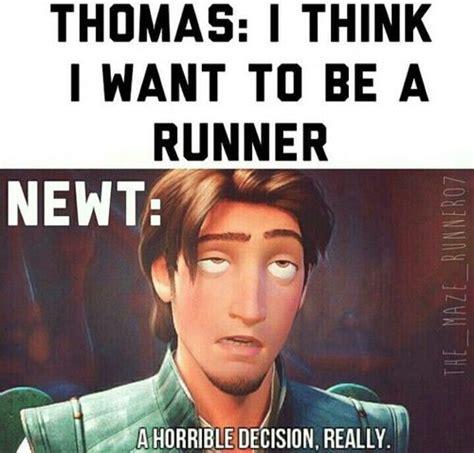 Maze Runner Memes - maze runner memes wattpad on we heart it