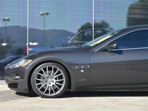 Buy Maserati Granturismo by Service Manual Purchase Used 2009 Maserati Granturismo